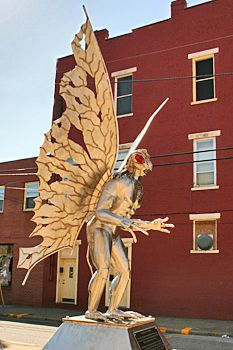 25 Best Ideas About Mothman On Pinterest Reflection Art The Jersey Devil And Bigfoot Sightings