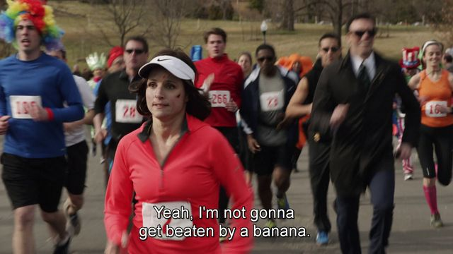 One of my favorite episodes of VEEP