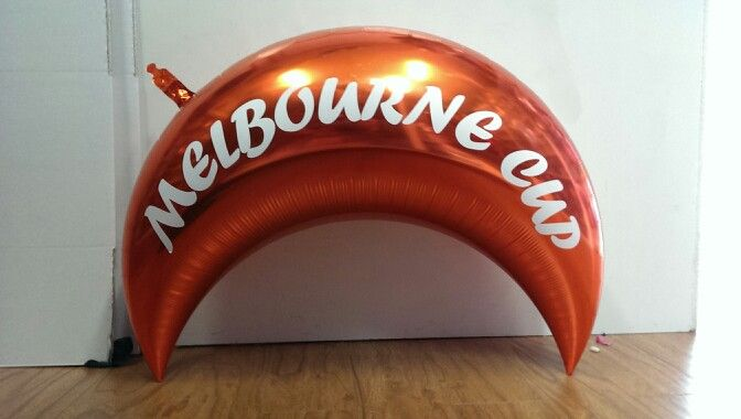 Melbourne cup custom printing