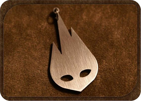 Custom Keychain-THOUSAND FOOT KRUTCH by DesignerAccessories3