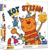 logo przedmiotu Kot Stefan