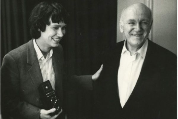 Szvjatolav Richterrel, 1985