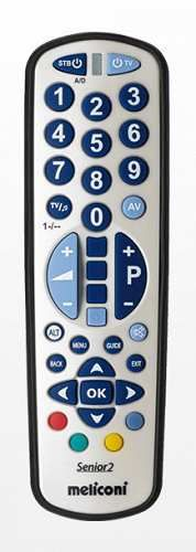 Prezzi e Sconti: #Meliconi senior 2 telecomando meliconi -  ad Euro 15.93 in #Meliconi #Ricerca accessori accessori tv