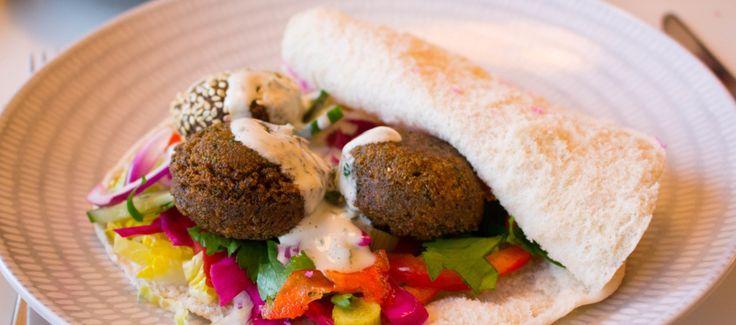 SWE/ Falafel - Grymt goda falafel
