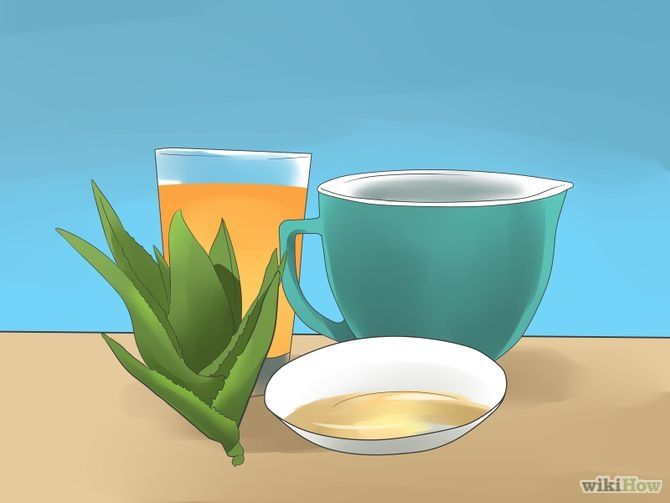 How to Make Aloe Vera Juice
