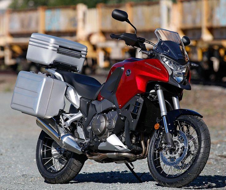 Honda VFR 1200X | Honda VFR 1200X Crosstourer está a venda no Brasil por R$ 79.900 | NA ...