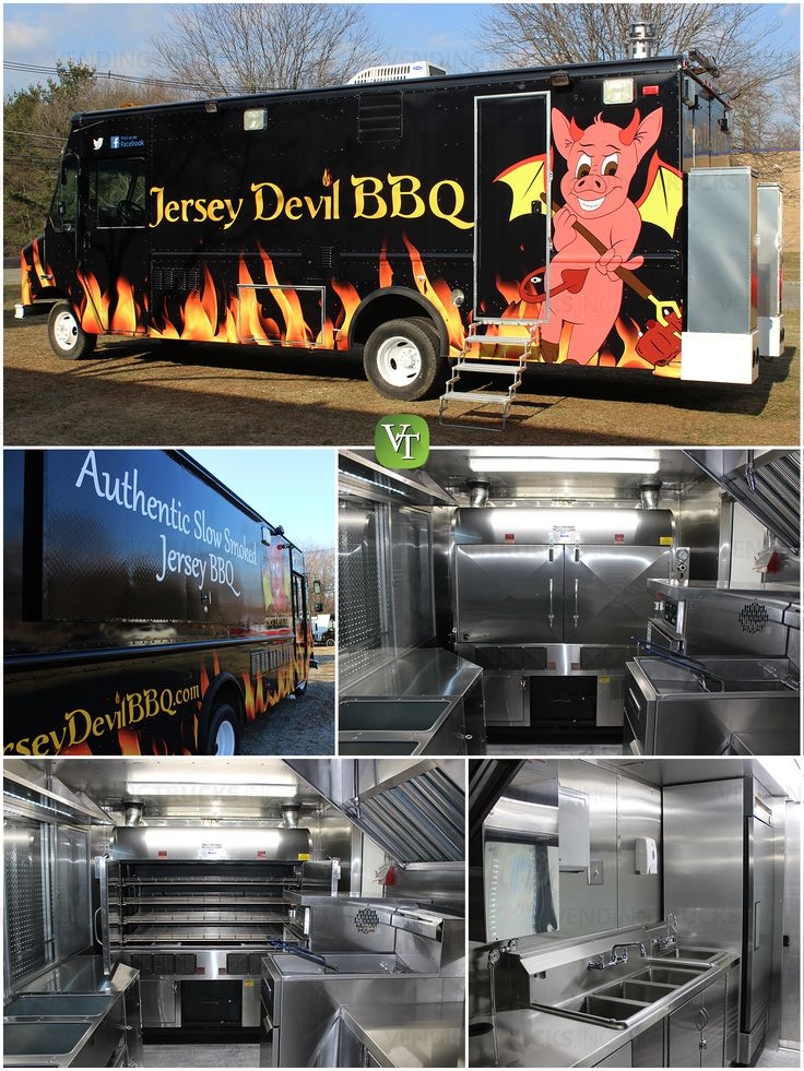 17 Best Images About Vti Custom Fabricated Food Trucks On