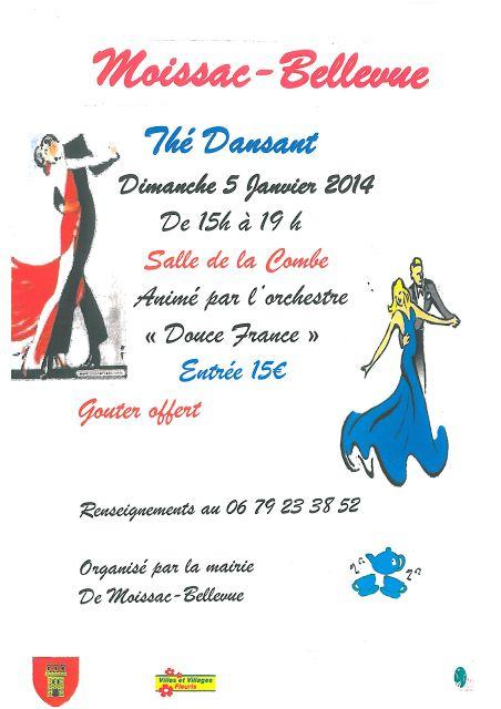 LE VIDE GRENIER DE DIDOU LA BROCANTE: thé dansant dimanche 5 janvier de 15 h a 19h00 AVEC L'ORCHESTRE DOUCE FRANCE