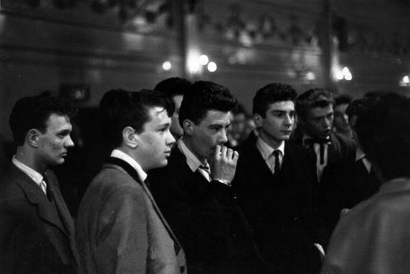 Edwardian Teddy Boy Suits Tailors In London: 54 Best Images About Teddy Girls (and Boys) On Pinterest