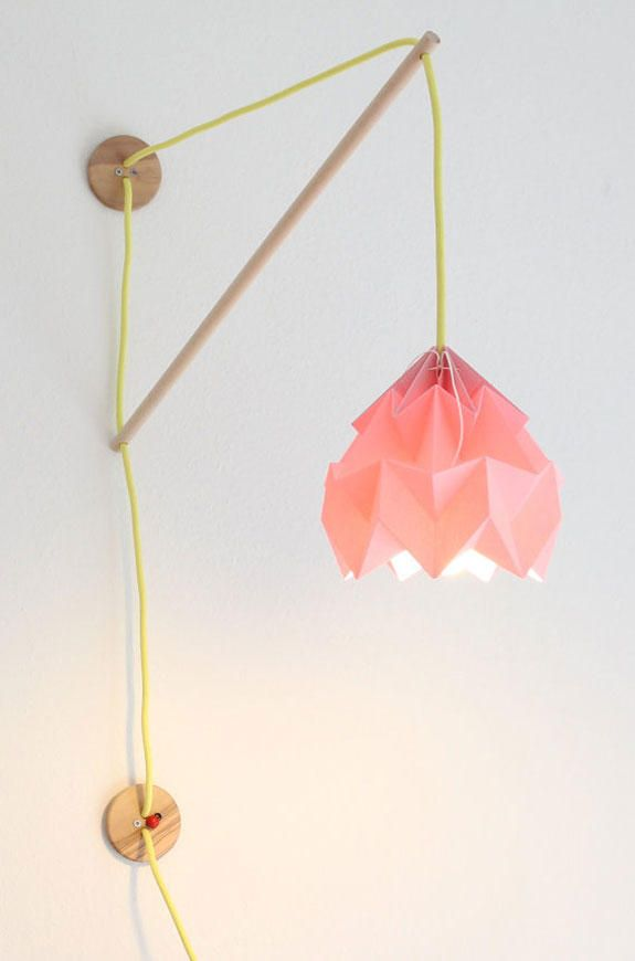 BLOG MARCELINA: House Design, Luxury House, Living Rooms Design, Design Interiors, Paper Lamps, Home Interiors Design, Origami Lamps, Modern House, Design Home