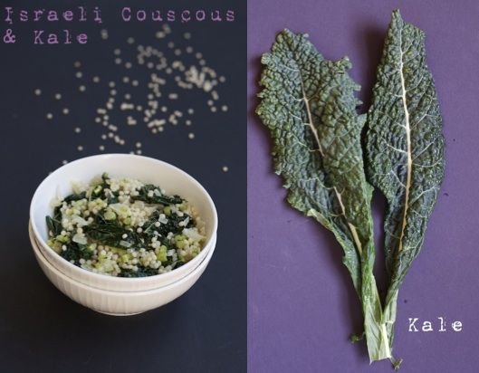couscous kale israeli couscous eat supper vegetarian savory treats ...
