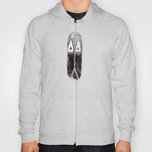 Tribal shield Hoody