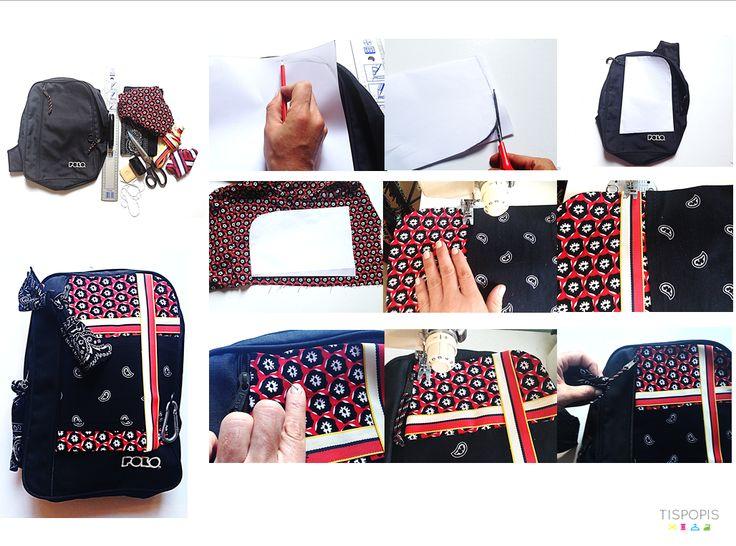 DIY | BaCkPacKs R reFaShiOneD :-)