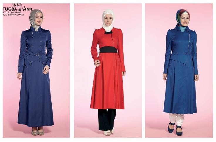 Tugba 2012 İlkbahar-Yaz Koleksiyonu. Tugba 2012 Spring- Summer Collection. Hijab