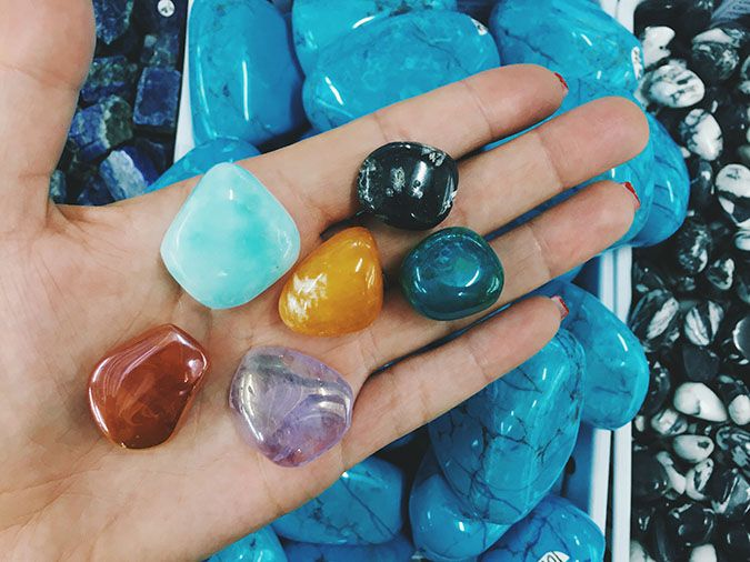 Retail Therapy: Earth Gems Crystals & Minerals