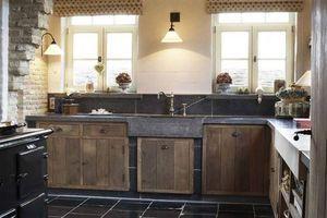 keuken eiken hout