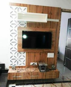 Small Tv Stand Designs : Woodwokingidea lcd great tv stands tv unit furniture lcd