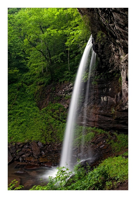 Lower Hill Creek Falls, WV...had a beautiful day here hiking with my love
