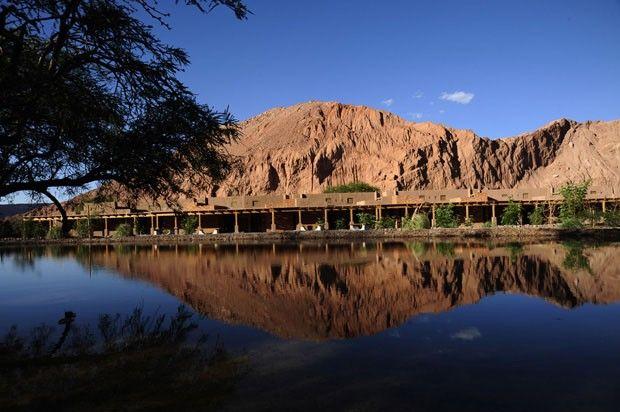Projeto sustentável acolhe visitantes no Atacama
