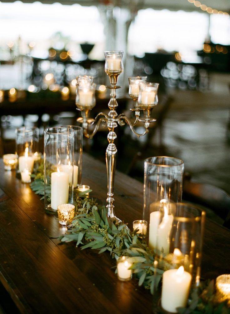 Best romantic wedding centerpieces ideas on pinterest