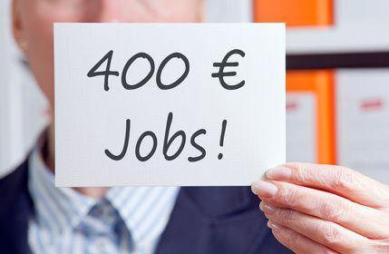 Krankenversicherung bei 450 Euro Job bzw. Minijob