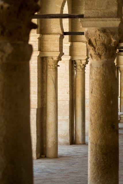 Bezoek het mysterieuze Tunesië... Interessante middeleeuwse monumenten, moskeeën en veel meer