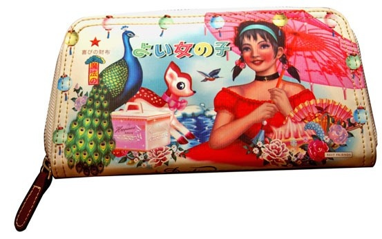 Darling Dynasty portemonnee bij TanteKoekie