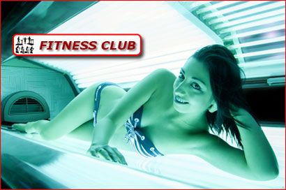 20€ για 10 συνεδρίες solarium για ομοιόμορφο, υγιές και ασφαλές μαύρισμα στο Fitness Club στην Καλλιθέα, αξίας 50€-έκπτωση 60%