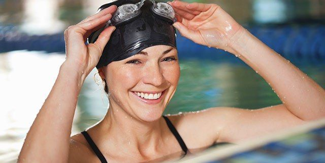 Tips for Swimmers - Keeping Hair & Skin Nice