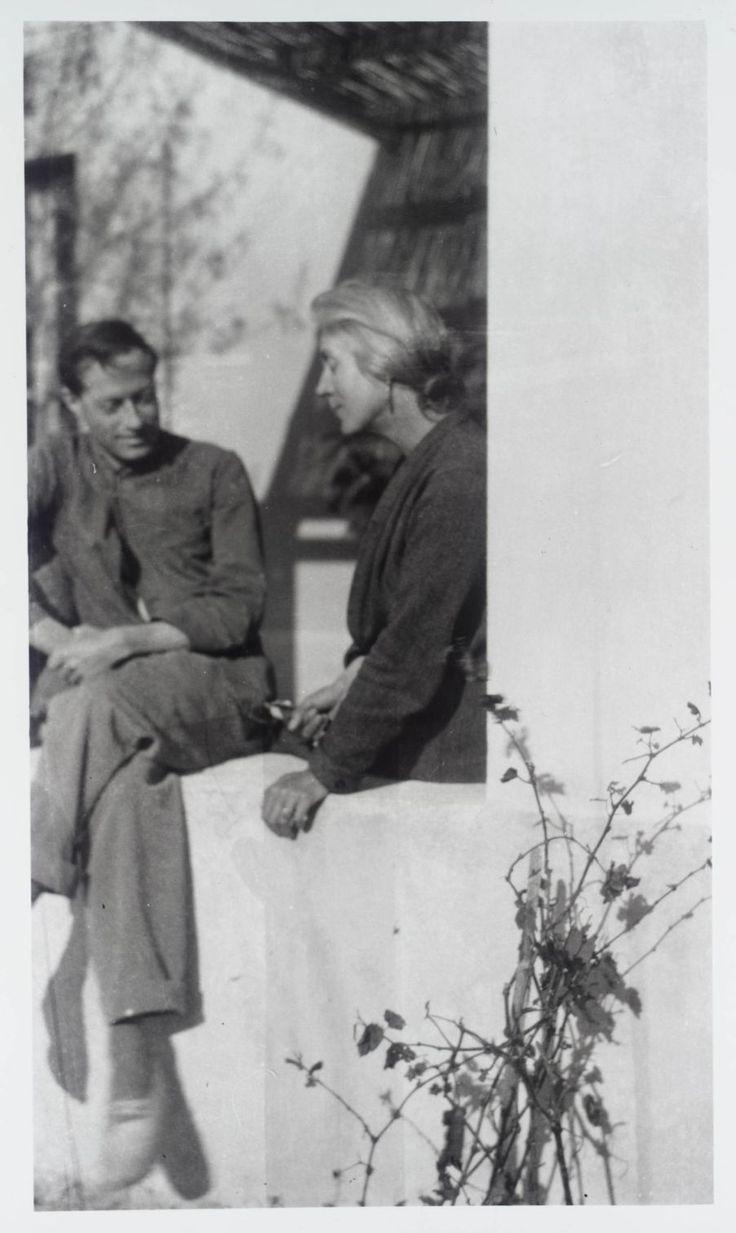 Vanessa Bell & Duncan Grant