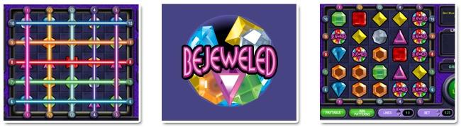 Play Bejeweled free at Gossip Bingo!