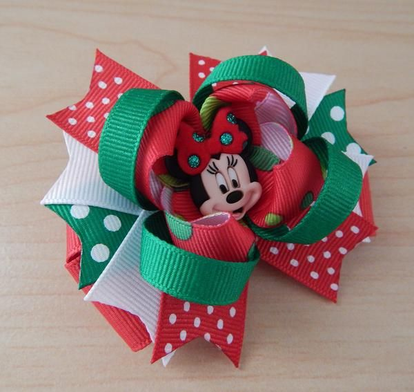 515 Best Bows Barrettes And Hair Clips Images On