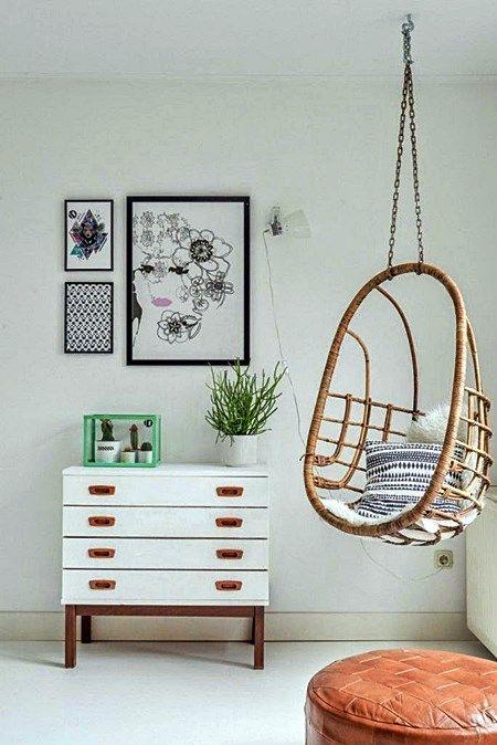 Transformando pequenos espaços em lindos cantinhos | Simples Decoração