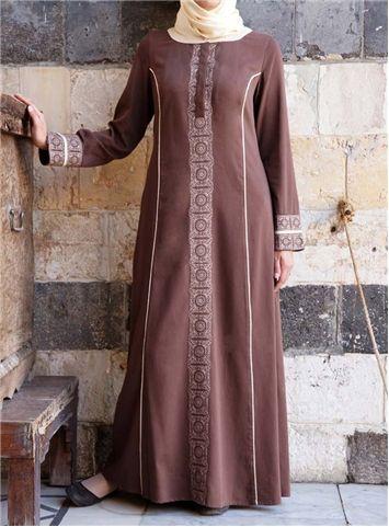 Asiya Embroidered Dress