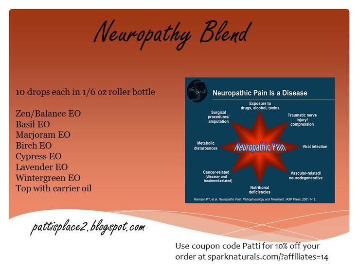 Neuropathy Blend Are You Interested In Purchasing Doterra Oils