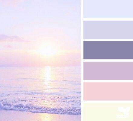 Морские цвета