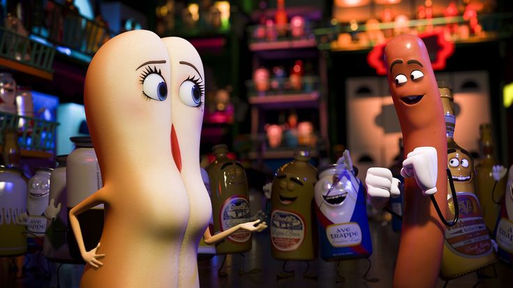 10 Pixar Easter eggs we found in the raunchy animated film 'Sausage Party'…