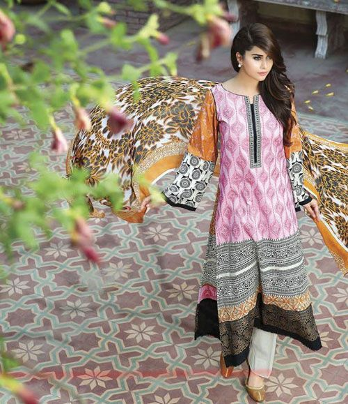Dahlia Embroidered Suit Collection SCB_20