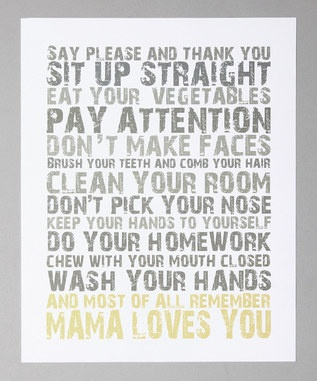 !: Nurseries Decor, Love You, Child Rooms, Quote, Boys Rooms, Baby, Houses Rules, Families Rules, Kids Rooms