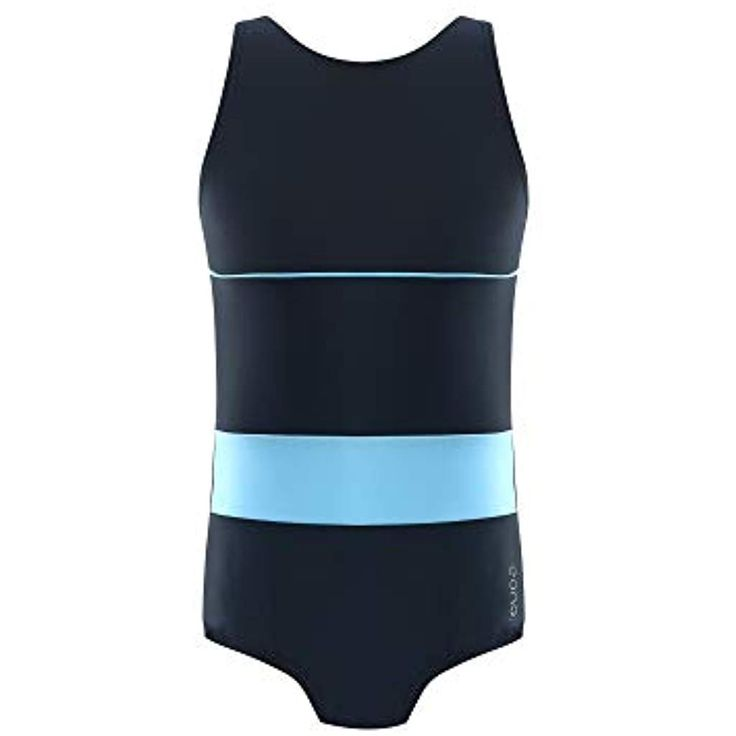 Eono Essentials Badeanzug mit U-Ausschnitt für Mädchen #Bekleidung #Mädchen #…
