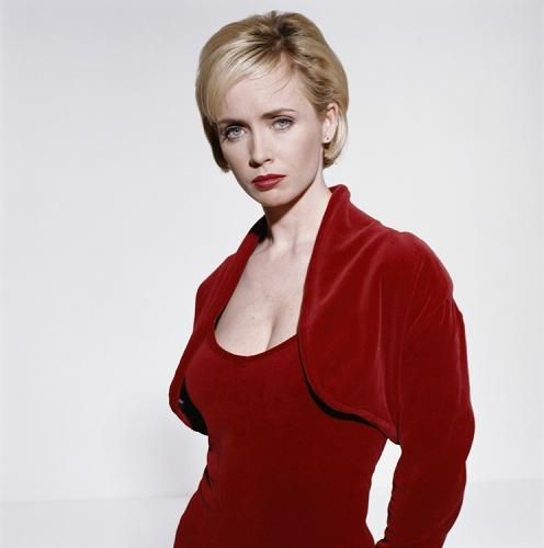 "Lysette Anthony Red Red  By Terry O'Neill  English actress circa 1995.  English actress Lysette Anthony, circa 1995.  Limited Edition C-Print Signed and Numbered  16"" X !6"" / 20"" x 20"" / 24"" x 24""  30"" x 30"" / 40"" x 40""  48"" x 48"" / 60"" x 60"" / 72"" x 72""  For questions or prices please contact us at info@igifa.com     IGI FINE ART"