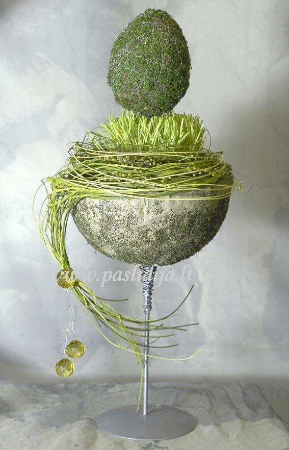 Easter arrangement - Pas Lidija   paslidija.lt