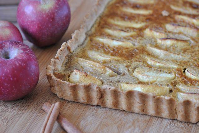 Pão e Beldroegas: Tarte da Normandia