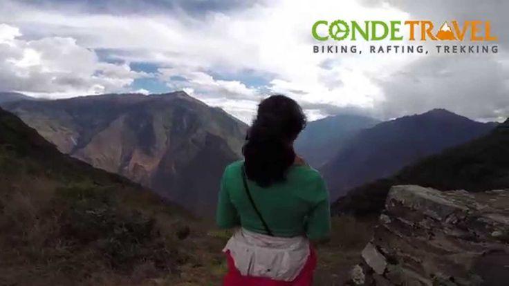 Tour to Choquequirao in Cusco