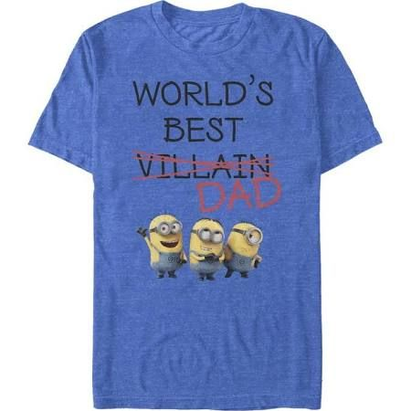 one in a minion shirt dad - Google Search