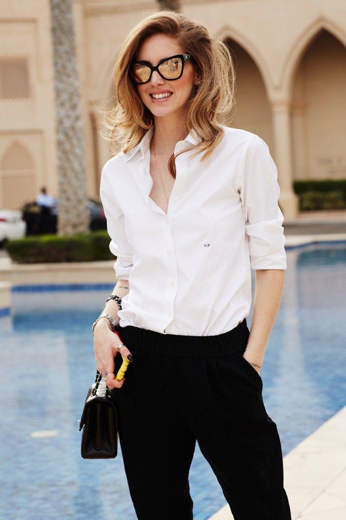 Chiara Ferragni shoes in Dubai | The Blonde Salad