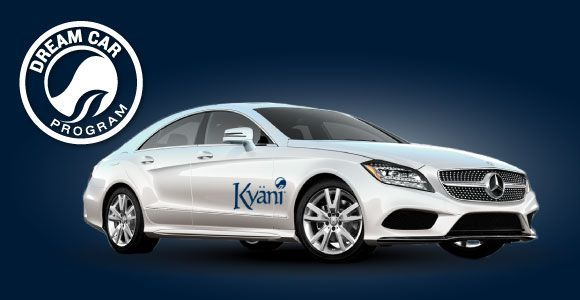 It won't take long before you're driving a brand new luxury car! Learn more about becoming a distributor! #kyaniperk