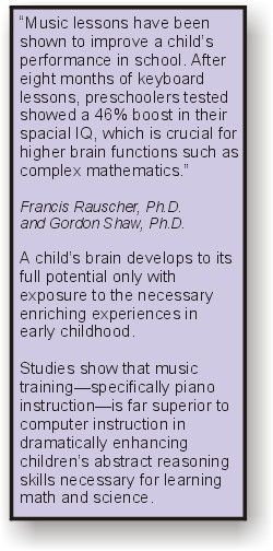 the benefits of music education in Music education is a field of study associated with the teaching and learning of musicit touches on all learning domains, including the psychomotor domain (the development of skills), the cognitive domain (the acquisition of knowledge), and, in particular and significant ways, the affective domain (the learner's willingness to receive, internalize, and share what is learned), including music.