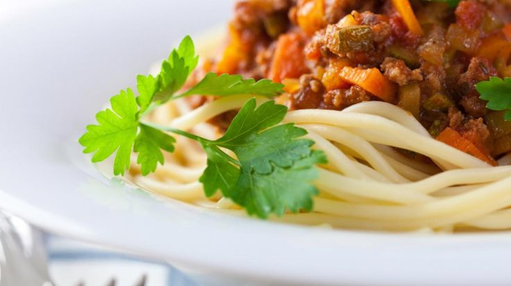Vegetarische spaghetti bolognaise   VTM Koken