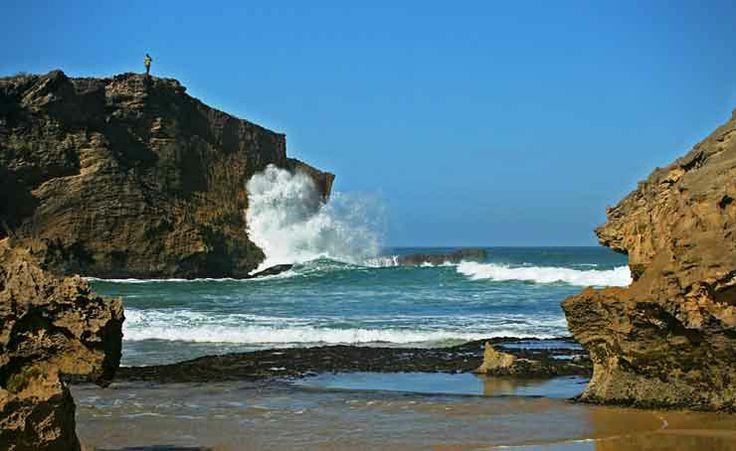 Port Alfred, Eastern Cape Hiking Trail. Shipwreck Hiking & Canoe Trail